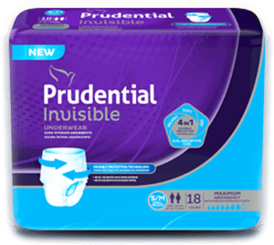 Prudential Invisible - Productos para incontinencia